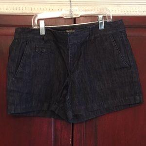 Ann Taylor LOFT Size 2 Denim Shorts